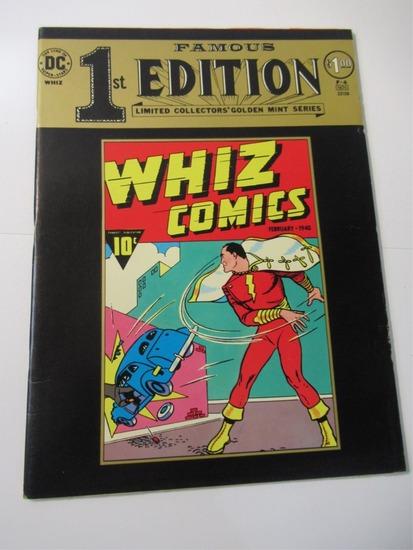 Whiz Comics (Shazam) Treasury Edition