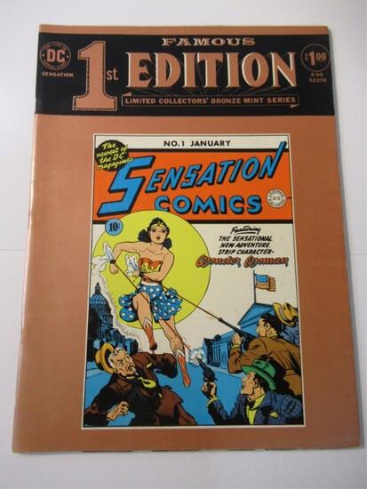 Wonder Woman Treasury Sized Comic