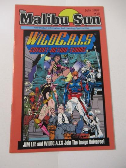 Malibu Sun #15/WildC.A.T.S. Preview