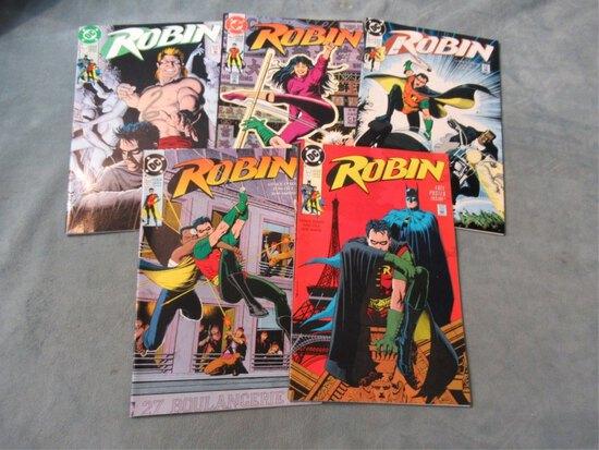 Robin #1-5