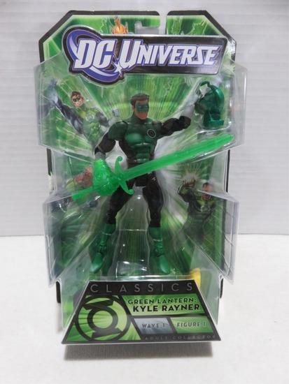 Green Lantern Kyle Rayner Figure