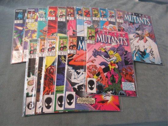 New Mutants #50-67