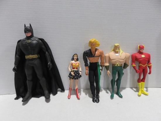 DC Loose Figure Lot