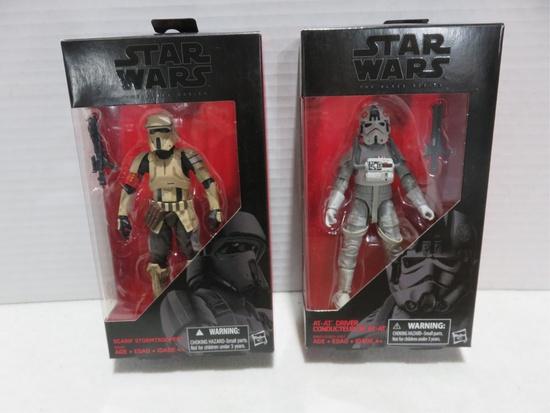 Star Wars Black Series Lot of (2)
