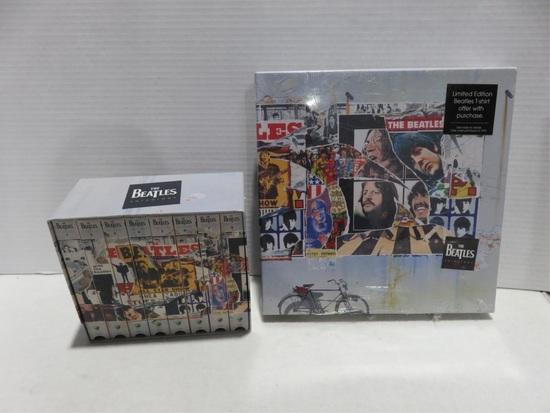 The Beatles Anthology Lot