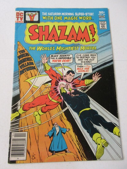 Counting Down: Bronze Age Comics & Collectibles