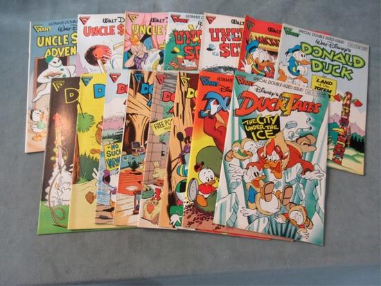 Disney Gladstone Comic Lot of (15)