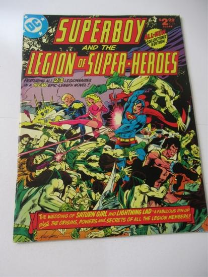 Superboy/Legion of Super-Heroes Treasury