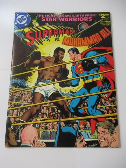Superman Vs. Muhammad Ali Treasury