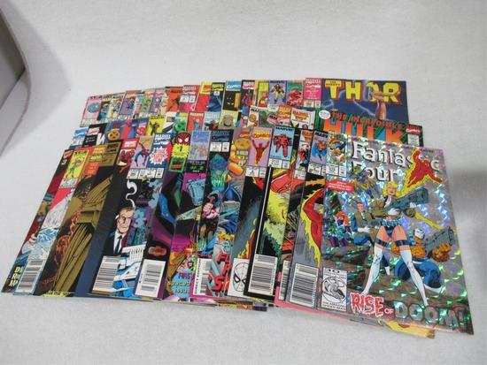 Marvel Comics Copper to Modern Lot