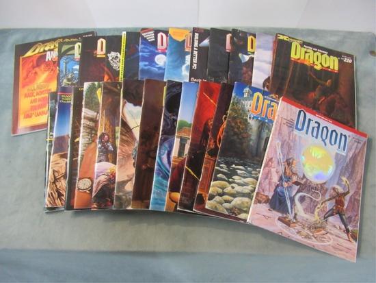 Dragon Magazine Group of (25) #200-225