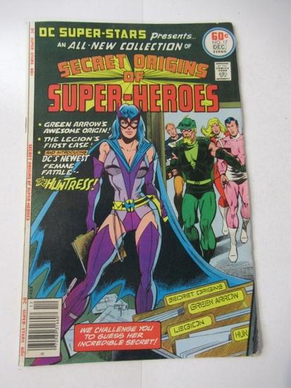 DC Super-Stars #17/1st Huntress