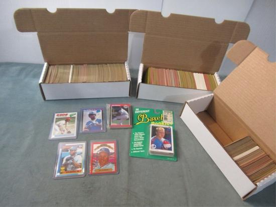1990s Baseball Sports Card Lot