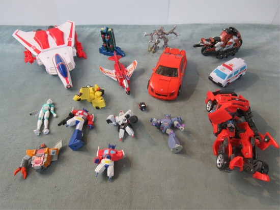 Transformers Loose Toy Lot