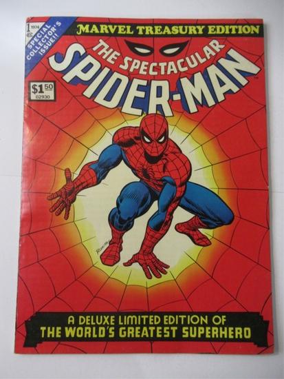 Spectacular Spider-Man Treasury Ed. #1 1974