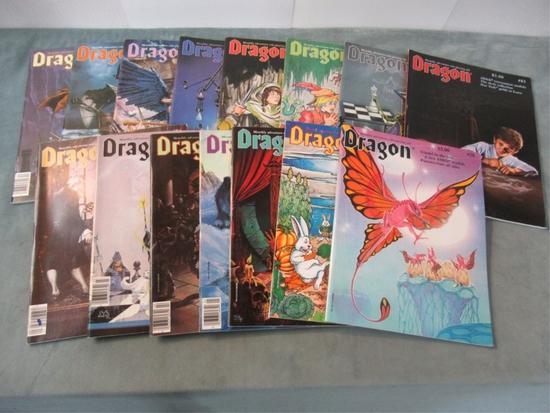 Dragon Magazine #78-92