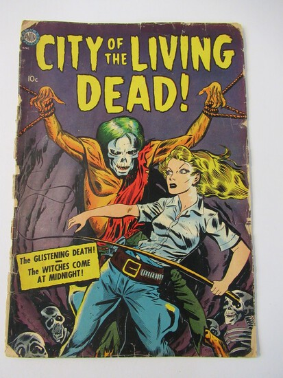 Night of the Living Auction: Comics, Toys, & More