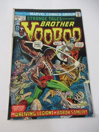 Strange Tales #171/3rd Brother Voodoo