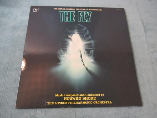 The Fly Soundtrack Vinyl LP Record