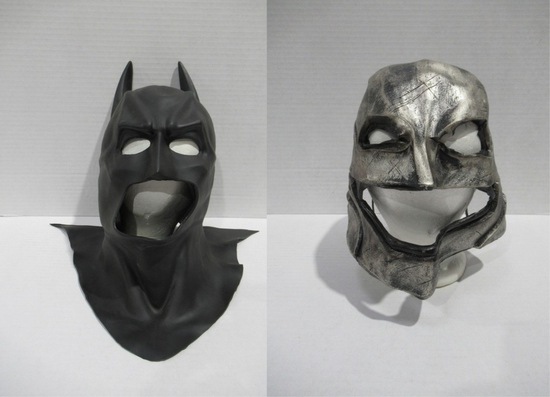 Batman Halloween Mask Lot of (2)