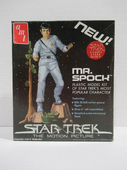 Mr. Spock Star Trek Model Kit 1979