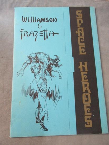 Williamson and Frazetta 1976 Portfolio