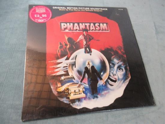 Phantasm Soundtrack Vinyl LP Record