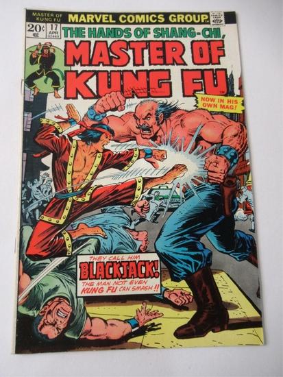 Master of Kung-Fu #17/3rd Shang-Chi