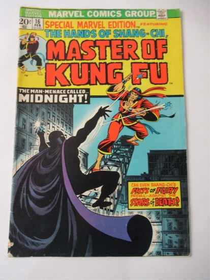 Special Marvel Edition #16/2nd Shang-Chi