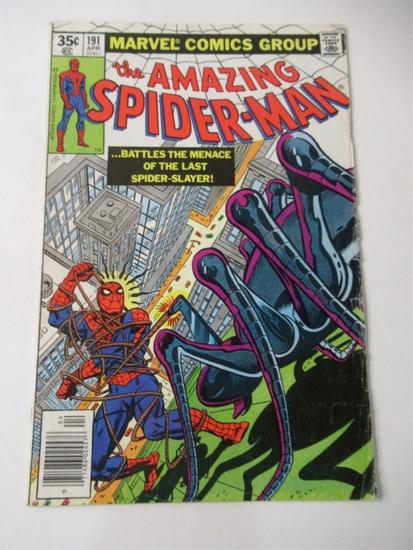 Amazing Spider-Man #191/Spider-Slayer