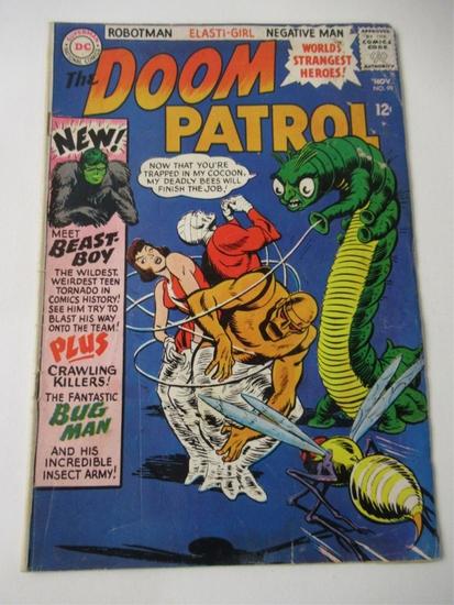 Doom Patrol #99/1st Beast Boy