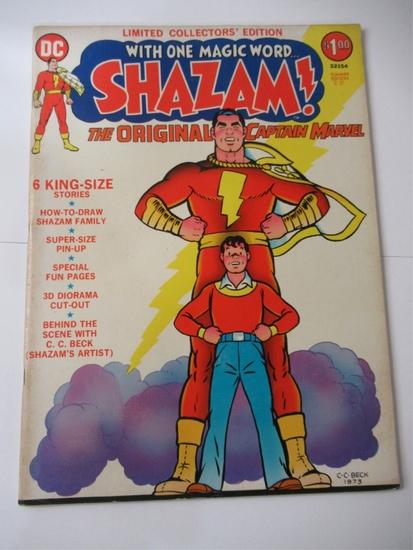 Shazam! C-21 Treasury Size 1973/DC