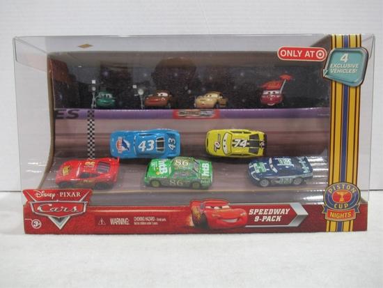 Disney Cars Speedway 9-Pack/Pixar