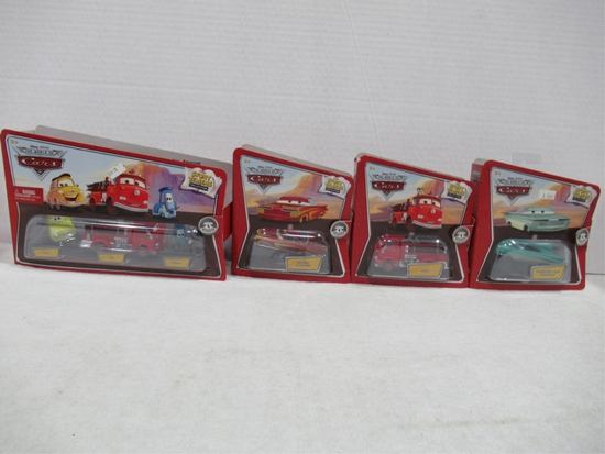 The World of Cars Story Tellers Lot