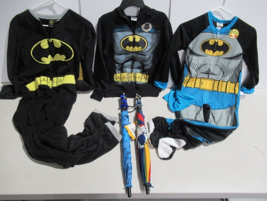 Batman Apparel & More Lot