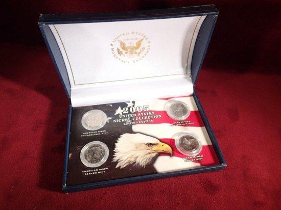 2005 US Nickel Collection Ltd. Edition