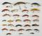 30 Helin Flatfish Lures