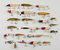 25 Fishing Lures incl South Bend