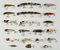 20 Fishing Lures incl J.T. Buel