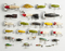 25 Fishing Lures incl Arbogast