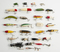 30 Fishing Lures incl Winchester
