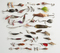 25 Spinner Lures incl Diamond