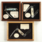3 William Feeley Scrimshaw Folding Knives