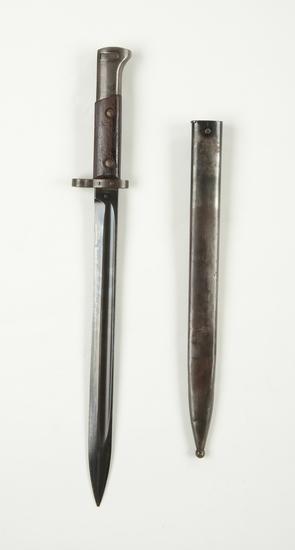 WWII Czechoslovakia VZ-24 Mauser Bayonet