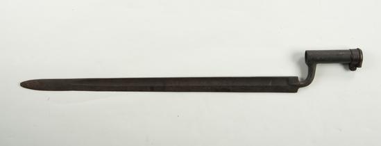 Austrian M-1849 Kammerbuchse Sword Socket Bayonet