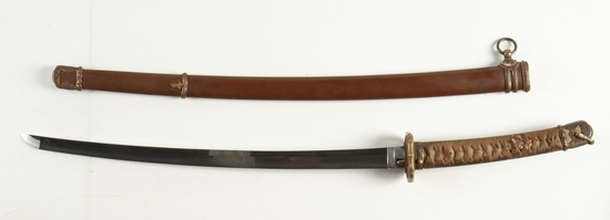 Samurai Sword, complete