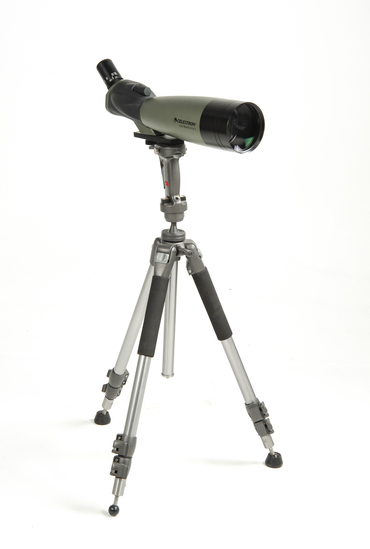Celestron 100 Spotting Scope with Walimex Base