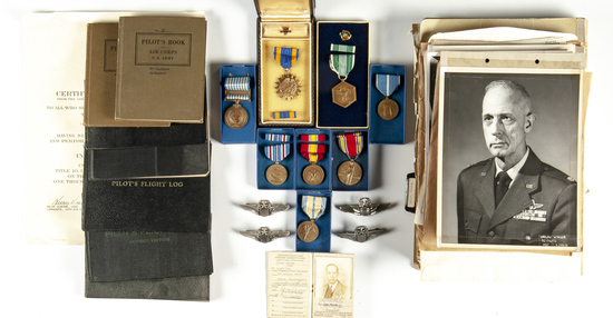 USAF Archive of Lieutenant Colonel Winsor Harlow