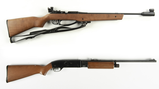 2 Pellet Repeater Air Rifles