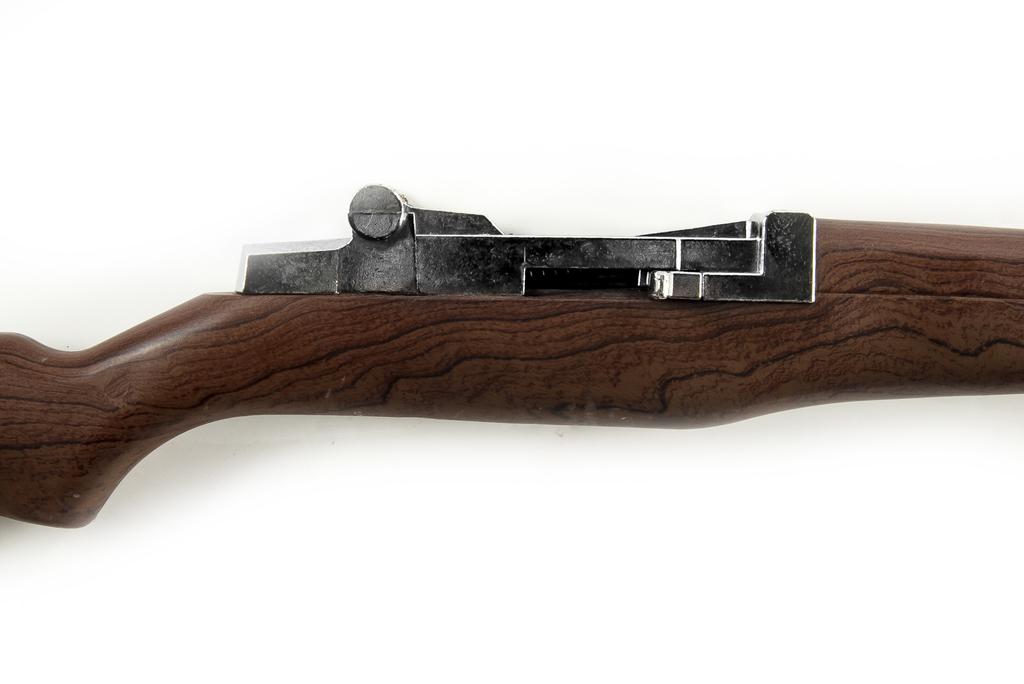 Nongun in form of M1 Garand